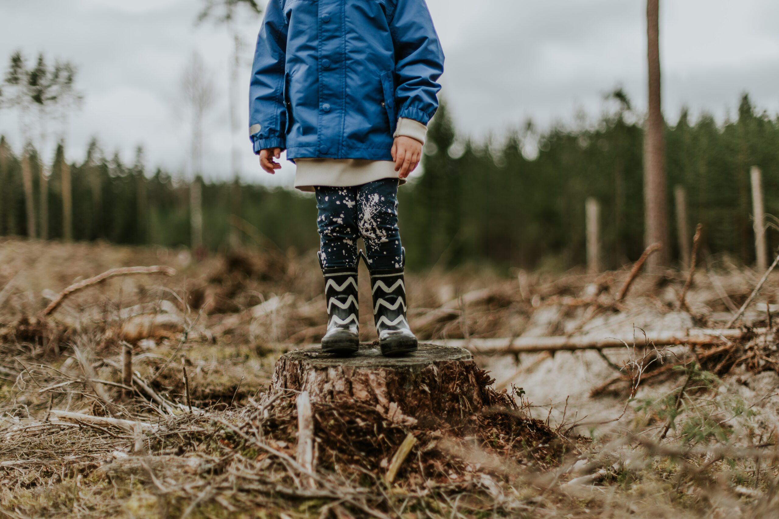 Aigle gummistøvler – 100% vandtætte til børn