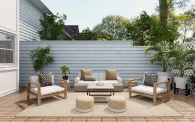Gør din terrasse mere hyggelig med disse tips