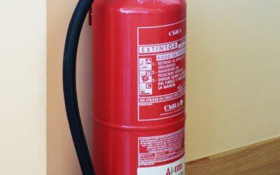 Føl dig sikker med en brandslukker til hjemmet