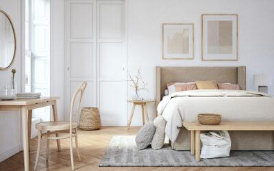 Sådan gør du soveværelsets indretning hyggelig og idyllisk